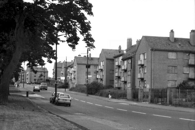 easterhouse road