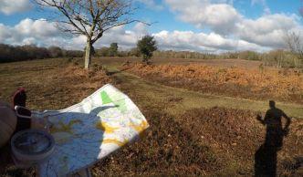 New_Forest_orienteering_gopro