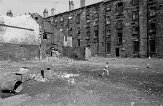 old tenements back